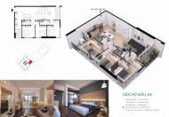 Cần bán xuất ngoại giao chung cư Cầu Giấy Centre Point số 110 Cầu Giấy, DT 102m2, giá gốc 30,5tr/m2