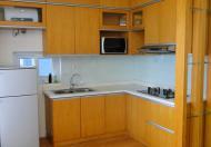 Cho thuê CHCC Hà Thành Plaza, 80m2, 2 phòng ngủ, đầy đủ đồ, 10 tr/tháng