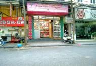Nhà làm phòng khám, hiệu thuốc Cổng BV Phụ Sản, DT: 50m2, 2 tầng, giá 22tr/th