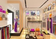 Cửa hàng riêng biệt phố Tôn Đức Thắng, 45m2, 4,5m MT