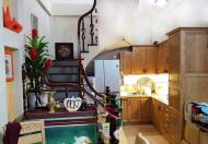 Nhà Trương Định, Hai Bà Trưng, 5 tầng đẹp, MT 3.8m, ô tô đỗ, KD cho thuê cực tốt