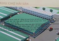 Cơ hội kinh doanh đầu tư ở kiot, shophouse tại chợ Đầu Mối rau quả Sở Dầu, Hồng Bàng, Hải Phòng