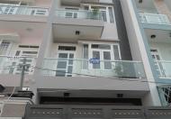 Bán nhà hẻm 16m, gần trường học, nội thất cao cấp, 4x20m, 1 trệt 2 lầu ST, 5PN, 5WC, giá 4 tỷ có TL
