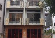 Cho thuê nhà mặt tiền đường Trần Hưng Đạo 1 trệt, 2 lầu, ngang 8m dài 40m, LH: 0901858929