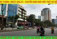 Bán gấp nhà mặt phố Láng Hạ 39 tỷ, 110 m2, siêu kinh doanh