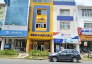 $Cho thuê nhà mới xây MT Nguyễn Văn Linh, Q.7, DT: 4.5x11.5m, trệt, lửng, 5 lầu, st. Giá: 60tr/th