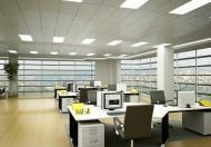 Cho thuê diện tích các tầng làm văn phòng tại đường Lê Lợi TP, Thái Bình