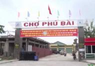Nhà đất mặt tiền 525m2 đường 15m tiện kinh doanh buôn bán số nhà 30, Trưng Nữ Vương, Phú Bài, Huế