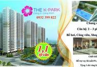 Sự kiện mở bán lớn và LỄ RA MẮT NHÀ MẪU tại chung cư The K Park Văn Phú Hà Đông