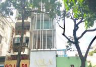 Căn hộ dịch vụ Trường Sa, Phú Nhuận, 6.5x20m, hầm + 9 tầng lầu, HĐ 170tr/th, 36 tỷ