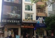 ĐI Mĩ bán gấp nhà mặt tiền Quận 5, Huỳnh Mẫn Đạt - Nguyễn Trãi. HĐ Thuê 50t