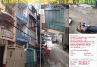 Bán gấp nhà đẹp HXH Huỳnh Tịnh Của, Q. 3, DT 39.5m2, 2 lầu, ST. Giá 5.9 tỷ