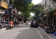 Bán nhà mặt phố Nguyễn Khuyến, quận Đống Đa, 45 m2, MT 5.5m, vị trí đắc đại, 12.9 tỷ