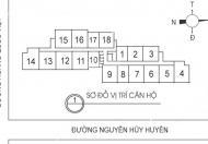 Bán chung cư 60 Hoàng Quốc Việt, căn 1911 DT 111m2, 3PN, 2WC, giá 31 triệu/m2