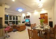 Cho thuê căn hộ Phú Hoàng Anh, DT 129m2, căn 3PN, view hồ bơi, giá 13 triệu/tháng