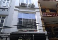 Bán nhà mặt tiền đường Cao Bá Nhạ, 4.5x16m, hầm 4 lầu mới đẹp .