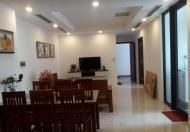 Cho thuê CHCC Hà Nội Center Point dt 46m2, 1 PN 1 wc 1 bếp 1 phòng khách, full nội thất, 12tr/th