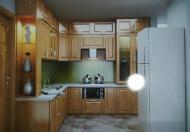 Cho thuê căn hộ Hà Nội Center Point dt 82m2, 3 PN 2wc 1 bếp 1 phòng khách, đồ cơ bản, giá 13tr/th