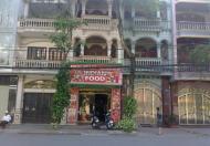 Cho thuê nhà mặt đường Văn Cao, MT 4.2m, DTSD 360m2 làm nhà hàng