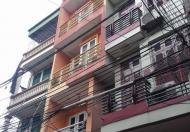 Cho thuê nhà 70m2 x 5 tầng ngõ phố Dịch Vọng tiện spa, hàng tiêu dùng. Giá: 25 triệu/tháng