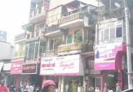 Bán nhà mặt phố Khâm Thiên, diện tích 55m2, xây 3 tầng cũ bán đất, vị trí đẹp