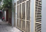 Bán nhà phố Nguyễn Khánh Toàn – Cầu Giấy ô tô cách nhà 50m – 6,6 tỷ