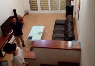 Nhà 3 tầng mặt ngõ 82 Nghĩa Tân, DTSD 100m2 cả nhà, 2 ngõ thông. 12 triệu/tháng