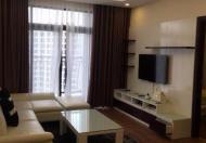 Cho thuê căn Royal City tầng 26, 124m2, 2 phòng ngủ, đồ cơ bản, 18 tr/th, thích hợp làm văn phòng