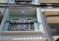 Bán nhà mặt tiền đường Trương Vĩnh Ký, diện tích 4x21m, 2 lầu, st