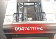 Nhà đẹp gần ngã tư Văn Phú, 52m2*5T, gara oto KD tốt, đầy đủ nội thất, 5 tỷ, 0947411194