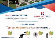 Phân phối độc quyền F1 các căn hộ pruska town hoàng huy kiểu mới giá rẻ xã An Đồng, huyện An Dương, tỉnh Hải Phòng.