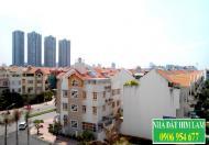 Bán nhà tái định cư khu Him Lam, 1 hầm, 4 lầu, thiết kế văn phòng, đang có hợp đồng thuê 45tr/th