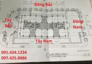 Cho thuê ô góc đẹp 139m2 tại sảnh thương mại tầng 1 dự án CT4 Vimeco - 091.434.1234