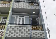 Bán nhà 1 trệt, 2 lầu, 3.2x13.5m, đường 12m, Lê Văn Lương, Nhà Bè, 1.75 tỷ