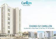 Căn hộ Carillon sản phẩm CĐT Sacomreal, 1PN 1,2 tỷ, 2PN 1,7 tỷ. LH: 0943352339