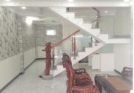Nhà mới, mặt tiền hẻm 1368, DT 6x22m, có 3 phòng trọ đang cho thuê