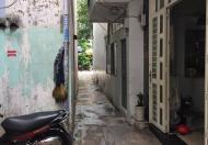 Bán nhà hẻm 4m Nguyễn Sơn, P. Phú Thọ Hòa, sạch sẽ an ninh