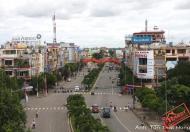 Đất mặt tiền đường Hùng Vương, 17tr/m2, kinh doanh ngay