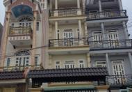 Bán nhà 1 trệt 3 lầu 4x19m giá 2,9 tỷ. HXH đường Trần Thị Bảy, P. Hiệp Thành, Q12