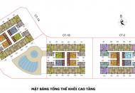 Sắp mở bán ĐỢT 2 tầng đẹp tòa CT1B Hateco Apollo Xuân Phương chỉ từ 1,1 tỷ/căn (full nội thất)