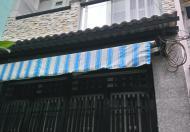 Nhà bán hẻm 109, Đất Mới, Bình Tân, DT: 4m x 10m, giá: 2.28 tỷ