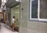 Bán nhà phân lô 5 tầng, giá 5 tỷ, tại mặt ngõ phố Kim Mã, Ba Đình, cách phố 40m