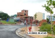 CĐT mở bán 60 nền đất sổ đỏ, ngay MT đường Số 9, giá 24tr/m2