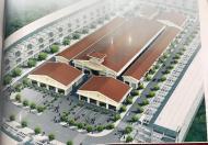Chính thức mở bán ki ốt chợ Xuyên Á, diện tích 20m2, giá 229 triệu