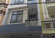 Bán nhà 4 lầu, DT 60m2, đường 7m mới xây, đường Số 10 Coopmart Bình Triệu, thuận tiện kinh doanh