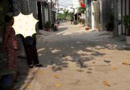 Bán đất đường Lê Đình Cẩn, Tân Tạo, Bình Tân, DT: 4.2x22m