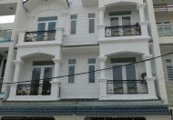 Nhà 1 trệt, 3 lầu, ngay đường 26, Phạm Văn Đồng mới xây, sổ riêng, đường 5m