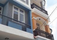Nhà 1 trệt, 2.5 lầu đường Số 26, Phạm Văn Đồng mới xây, sổ riêng, đường 5m