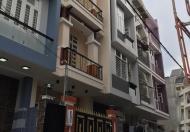 Nhà 3 lầu, hẻm xe hơi 6m ngay phở Ao Sen, cách Phạm Văn Đồng 1km, DT 54m2, giá 2.5 tỷ