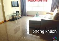 Cho thuê căn hộ Phú Hoàng Anh 3PN, nội thất đầy đủ giá 15tr/tháng. DT 129m2